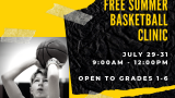 Free Basketball Clinic
